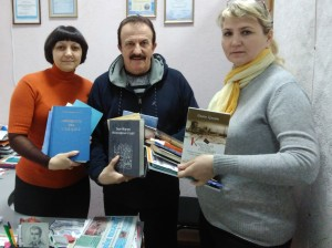 Книги – від львівських пластунів