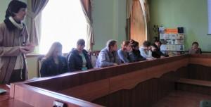 Конференція до Дня книги та авторського права