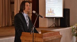Ювілейна презентація міжнародної діяльності БДПУ
