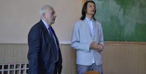 Відкрита лекція італійського професора в БДПУ