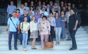 Робоча зустріч членів консорціуму проекту QUAERE в Патрах (Греція)