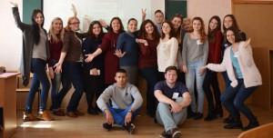 Майстер-клас від Ганни Української