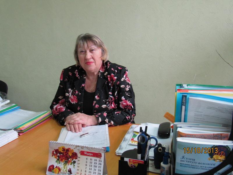 Чулкова Л.О.1