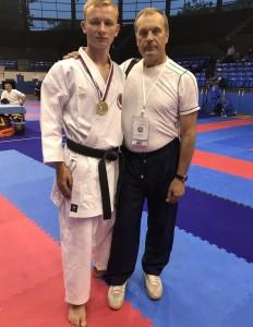 Студент БДПУ Олег Бондаренко – абсолютний чемпіон світу!