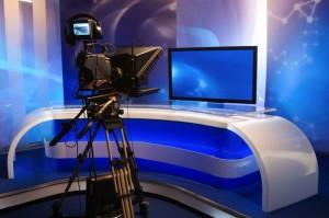 Навчальна телестудія для підготовки журналістів