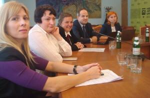 Нарада у МОН України щодо проекту Erasmus+ QUAERE