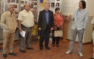 Вшановуючи пам`ять учасників Української революції 1917-1921 років на Бердянщині
