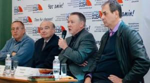Наукова дискусія професора Баханова