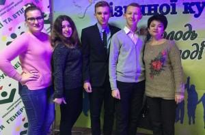 Вітаємо наших переможців обласного конкурсу «Студент року – 2017»