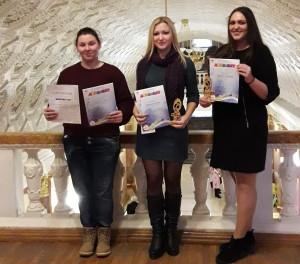 Студенти БДПУ стали «зірками» Міжнародного фестивалю мистецтв «Дивосвіт»