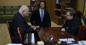 Візит Генерального консула Німеччини до БДПУ