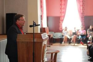 Щорічна презентація міжнародної діяльності університету та відзначення Дня Європи в БДПУ