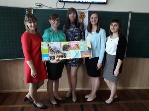 Лепбук як складова проектної діяльності молодших школярів в умовах нуш