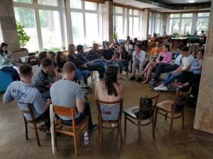 Головне – бажання й ділова команда
