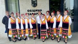 Із Болгарії повернувшись…
