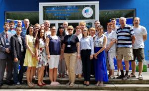 Презентація результатів дослідження на Міжнародній конференції в Словаччині