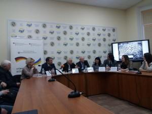 Генеральне консульство Німеччини презентувало у Маріуполі монографію істориків БДПУ