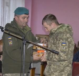 Військово-патріотичні змагання в Бердянському економіко-гуманітарному коледжі
