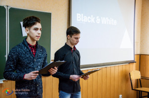 Студенти представляють Стартап