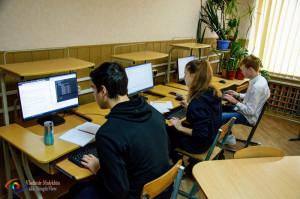 Учні-учасники змагань