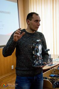 Виступ Антоненко О.В